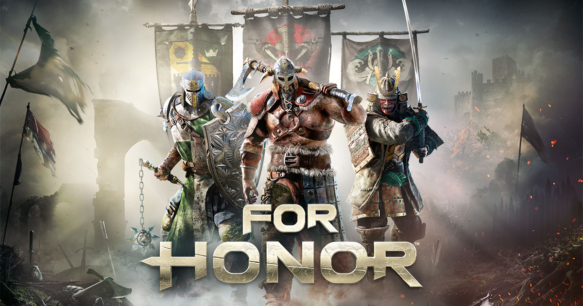 For Honor, what it's like to be on the battlefield!!