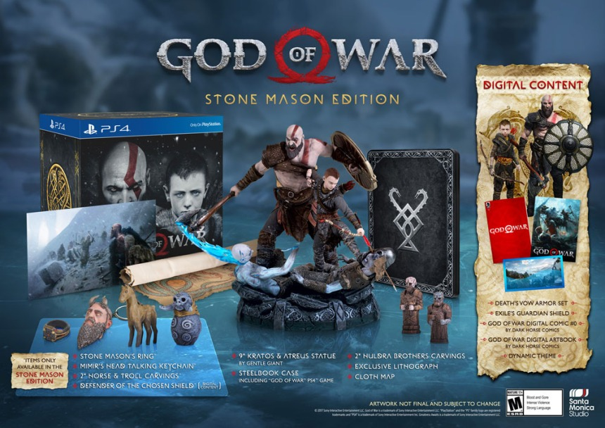 GOW collectors