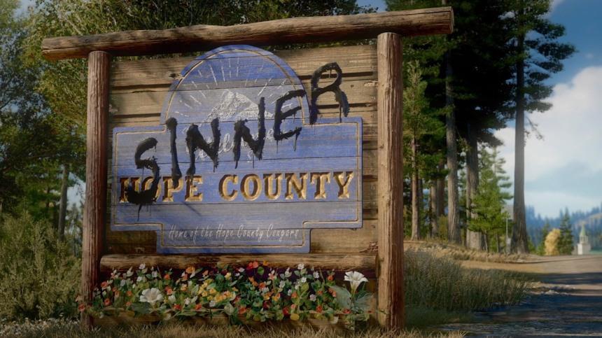 hope county